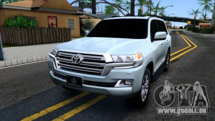 Toyota Land Cruiser 200 2016 PML Edition pour GTA San Andreas