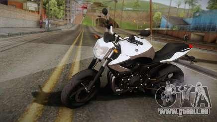 Yamaha XJ6 2013 pour GTA San Andreas