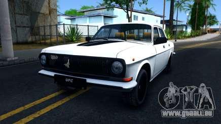 Wolga GAZ-24 für GTA San Andreas