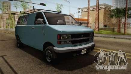 GTA 5 Burrito für GTA San Andreas