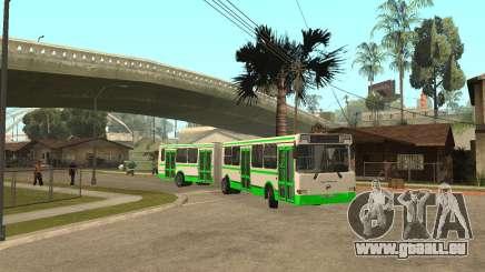 LiAZ-6212 für GTA San Andreas