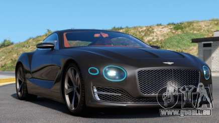 Bentley EXP 10 Speed 6 pour GTA 5