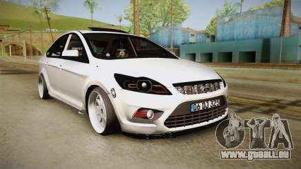 Ford Focus Sedan Air für GTA San Andreas