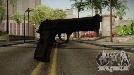CoD 4: MW - Beretta M9 Remastered pour GTA San Andreas