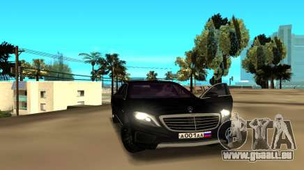 Mercedes-Benz S-Class für GTA San Andreas