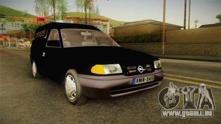 Opel Astra F für GTA San Andreas