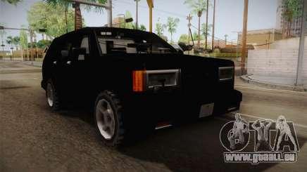 Albany Landstalker 1993 Unmarked Detective pour GTA San Andreas