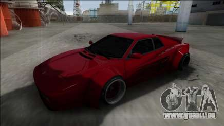Ferrari 512 TR Rocket Bunny pour GTA San Andreas