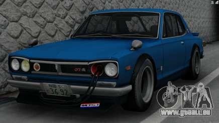 Nissan Skyline 3100 GT-Kai pour GTA San Andreas