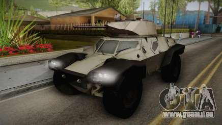 Panhard CRAB pour GTA San Andreas