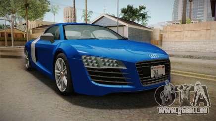 Audi Le Mans Quattro 2005 v1.0.0 Dirt pour GTA San Andreas