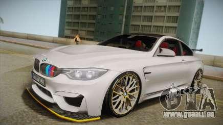 BMW M4 F82 2014 pour GTA San Andreas