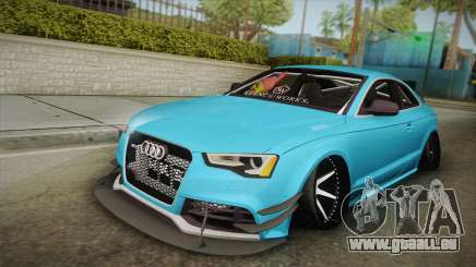 Audi RS5 Stance für GTA San Andreas