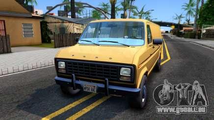 Ford E-250 Extended Van 1979 für GTA San Andreas
