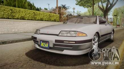 GTA 5 Zirconium Stratum Sedan pour GTA San Andreas