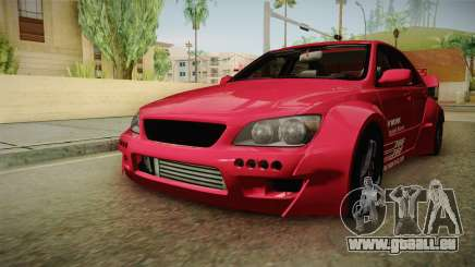 Lexus IS300 Rocket Bunny pour GTA San Andreas