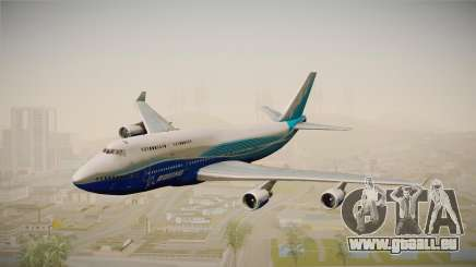 Boeing 747-400 House pour GTA San Andreas