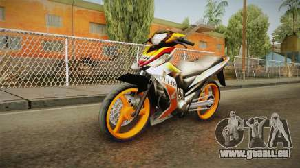 Honda RS150 Repsol Version pour GTA San Andreas