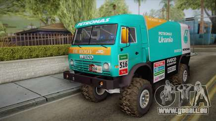 Iveco Petronas De Rooy für GTA San Andreas