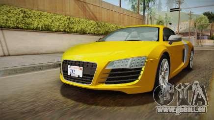 Audi Le Mans Quattro 2005 v1.0.0 pour GTA San Andreas