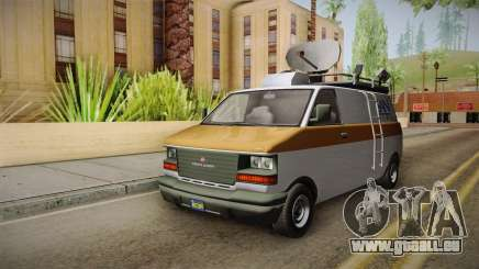 GTA 5 Declasse Burrito News pour GTA San Andreas