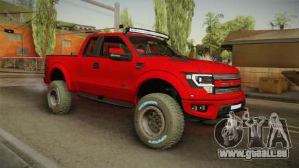 Ford F-150 Raptor 2014 pour GTA San Andreas