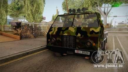 TAM 110 Vojno Vozilo v2 pour GTA San Andreas