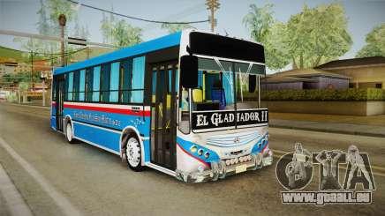Metalpar Tronador 2 EL GLADIADOR für GTA San Andreas