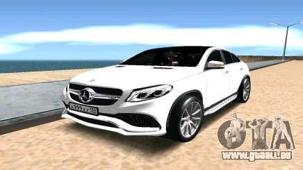 Mercedes-Benz GLE AMG pour GTA San Andreas