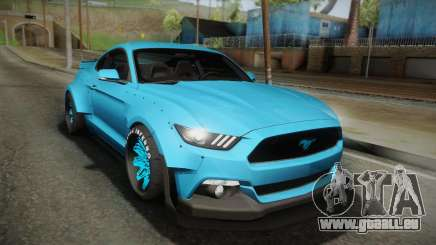 Ford Mustang GT Premium HPE750 Boss für GTA San Andreas