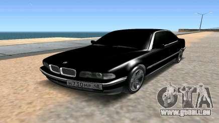 BMW 730 E38 für GTA San Andreas