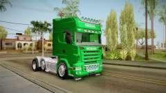 Scania R620 Nestle Milo für GTA San Andreas
