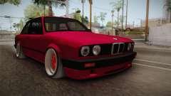 BMW 325i E30 Stance