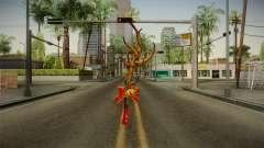 Vindi Xmas Weapon 4 pour GTA San Andreas
