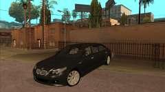 BMW M5 Limousine pour GTA San Andreas