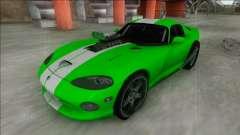 Dodge Viper GTS Drag