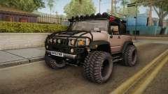 Hummer Wrangler H2