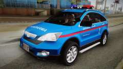 Honda CR-V Turkish Gendarmerie