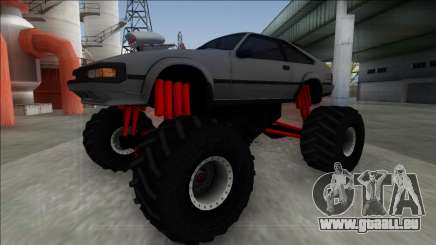 1984 Toyota Celica Supra MK2 Monster Truck für GTA San Andreas