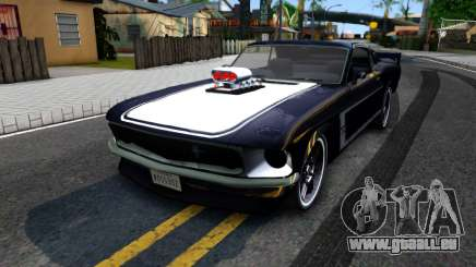 Ford Mustang Boss 557 für GTA San Andreas