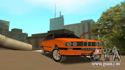 BMW E 30 pour GTA San Andreas