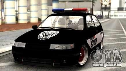 VAZ 2112 POLIZEI für GTA San Andreas