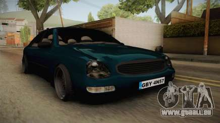 Ford Scorpio Mk2 V8 pour GTA San Andreas
