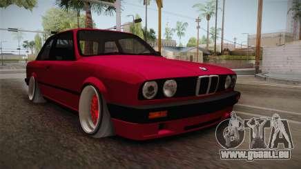 BMW 325i E30 Stance für GTA San Andreas