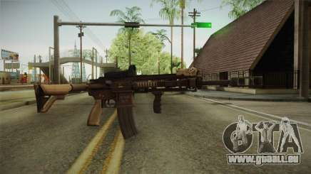 Battlefield 4 - HK416 für GTA San Andreas