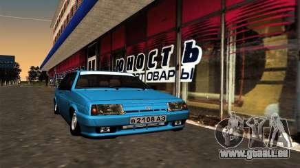 VAZ 21083i  American classic pour GTA San Andreas