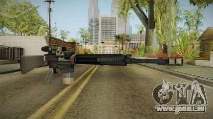 Battlefield 4 - MK11 für GTA San Andreas