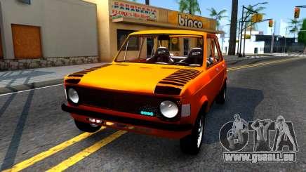 Fiat 128 v3 pour GTA San Andreas