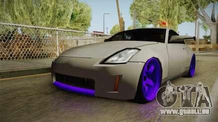Nissan 350Z Drift für GTA San Andreas