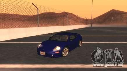 2003 Mitsubishi Eclipse GTS Mk.III für GTA San Andreas